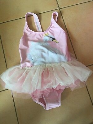 Rock Your Baby Swan Lake  One Piece Sz  6 Bnwt Rrp $49.95
