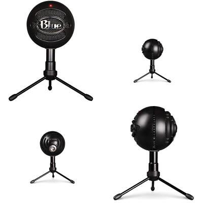 Blue Microphones Snowball Ice Usb Microphone - Black
