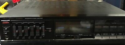 Vintage Studio Standard by Fisher CA-854 Integrated Stereo Amplifier