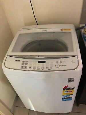LG WTG7532W Top Load Washing Machine