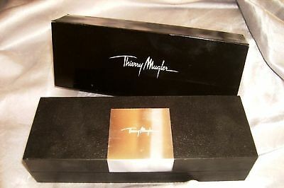 1 NEW noble THIERRY MUGLER writing SET 1 Pencil + 1Pen / made in GERMANY -