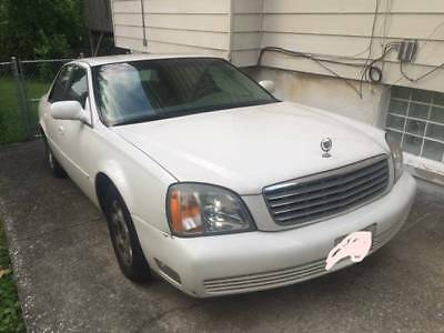 2002 Cadillac DeVille  used cars for sale ebay motors