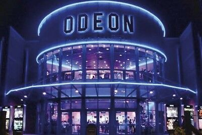 2x Odeon cinema tickets Adult & kids ANY FILM All UK - Cheap And Fast Delivery