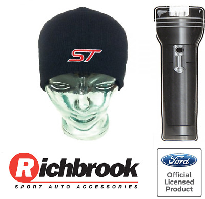 850eea55416 Richbrook Official Licensed Ford ST Beanie Hat 5500.54   Armorall Fresh