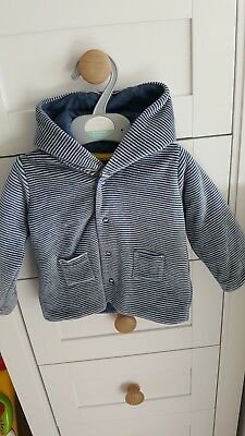 M&S Boys winter coat 0-3months NWT