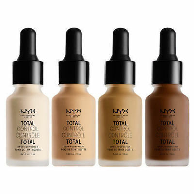 NYX Total Control Drop Foundation ~ New In Box ~ Choose from 26 Shades!***