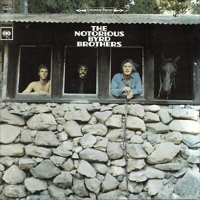 The Notorious Byrd Bros. - The Byrds (Album) [CD]