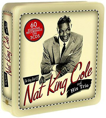 The Very Best of Nat King Cole and His Trio - Nat King Cole (Album (Tin Case))