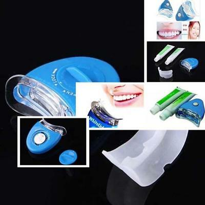 BLANQUEAMIENTO DENTAL KIT GEL BLANQUEADOR Blanco Oral PROFESIONAL DIENTE CARE OE