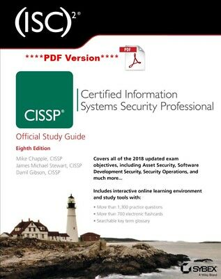 CISSP Certified Information Systems Security Professional 8th