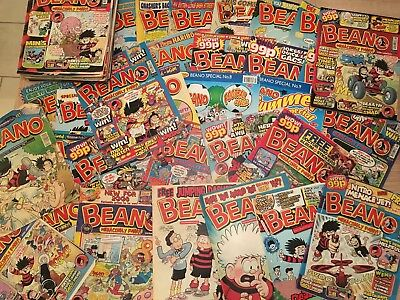 BEANO COMICS 2003-2010 Job Lot Of 70 Issues Including Beano Max, Dandy Extreme