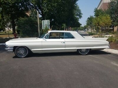 1962 DeVille -Show n Tell Summer Eye Candy 1962 Cadillac Coupe Deville for sale!
