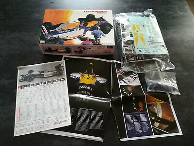1/24 Williams Renault FW14B 1992 livery by Hasegawa
