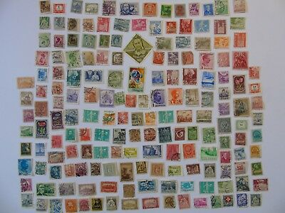 Collection of Stamps - Central Europe