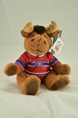NHL National Hockey League Montreal Canadiens Soft Toy Plush
