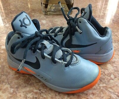 a274717076e5 Nike KD V (PS) Boy s Youth Ice Blue Basketball Shoes Size 12C  555642