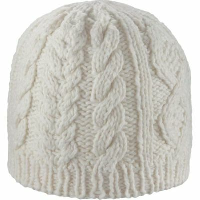 21e0f87361f6a PISTIL Designs Women s Riley Beanie Knit Hat Ivory White One Size Lambs Wool