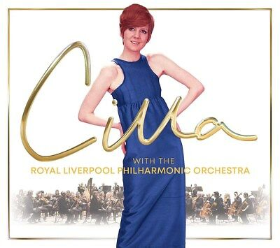 Cilla With the Royal Liverpool Philharmonic Orchestra - Cilla Black with The R