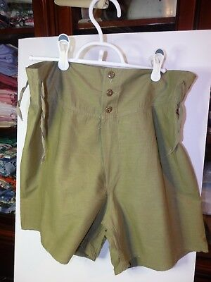 Vintage WWII US Army Issued Skivvies size Medium