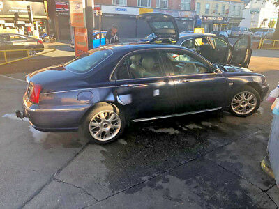 Rover 75 Connoisseur Diesel Bmw Driven Engine 2003