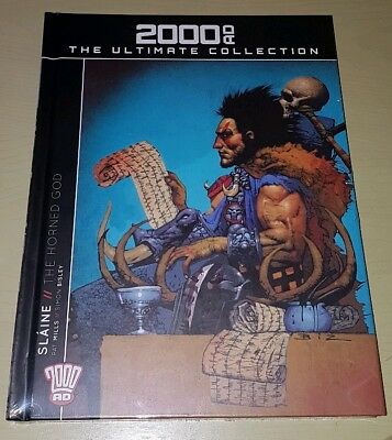 SLAINE THE HORNED GOD (2000AD Ultimate Collection / Issue #1 / Vol 32 )