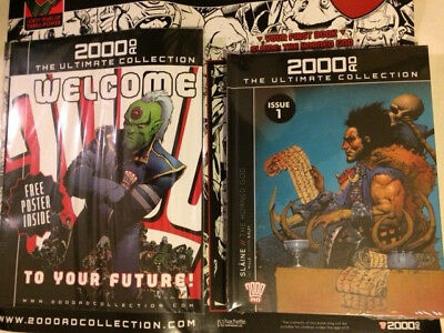 2000AD ULTIMATE COLLECTION vol 1 SLAINE: The Horned God BRAND NEW SEALED
