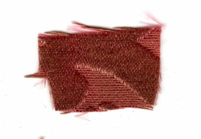 ABRAHAM LINCOLN Original Relic: Fabric from Red Room of White House (President)