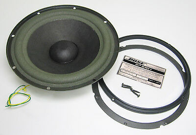 Original Bose 301 Series II III Woofer Speaker Driver Excellent Tested Extras