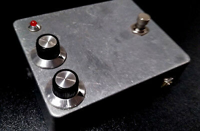 Pedale Effetto Chitarra artigianale tipo Phaser custom - handwired guitar pedal