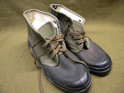 Chaussure brousse pataugas Indo TAP PARA Algerie shoes french foreign legion