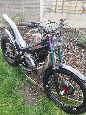 montesa 315r   trials bike  top spec bike not to be missed