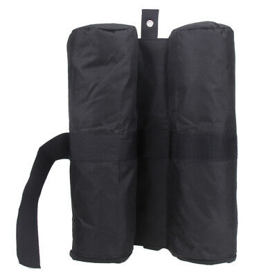 Outdoor Canopy Tent Sand Bag Shelter Weighted Feet Legs Bag Fixed Sandbags #3YE