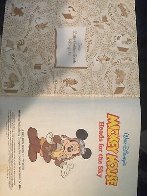 little golden books disney 1987