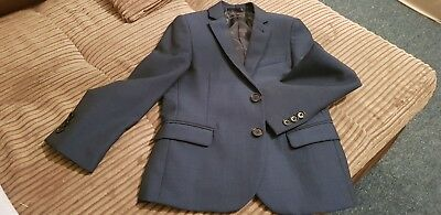 BOYS NEXT 5 Piece SIGNATURE SUIT AGE 7 in perfect  condition