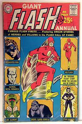 Flash Annual (Vol 1) # 1 (Vgd Minus (VG RS003 DC Comics AMERICAN