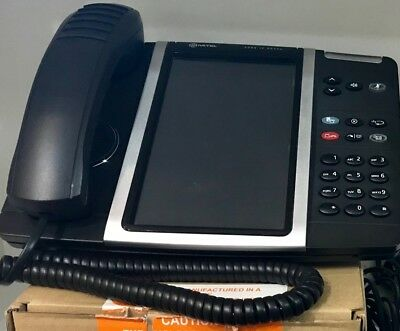 "Mitel 5360 IP Phone LCD Color Display 7"" Touch Screen Dual mode P/N 50005991"