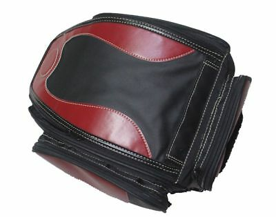 Motorcycle Universal Waterproof Tank Tail Helmet Saddle Bag Backpack Cafe Racer
