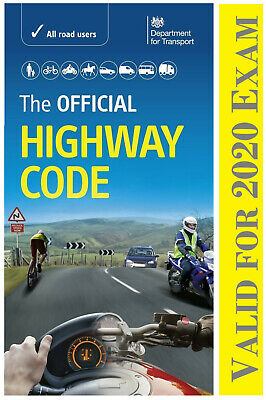 New Official Highway Code Book Valid  2019 Test Hw