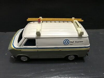 bell system bank. Van. Brand New In Box.