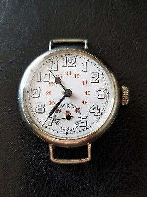 1914 German Trench Watch