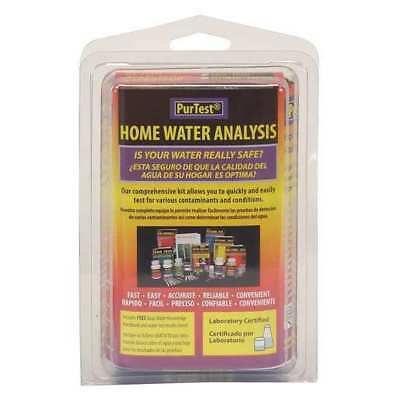 PurTest Complete Home Water Analysis Test Kit  NEW!