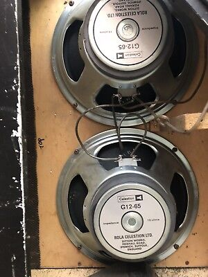 Celestion G1265 15 ohm  one  pair