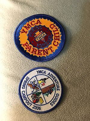 YMCA Patches : Parent Child and Adventure Guides Spring Campout 2006