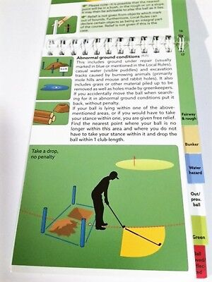 Golf Rules Quick Reference: A Practical Guide for Use on the Course:...