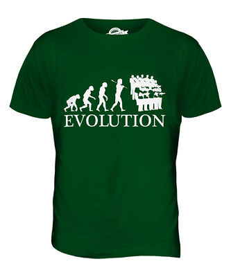 Choir Evolution Mens T-Shirt Tee Top Giftchoral Music