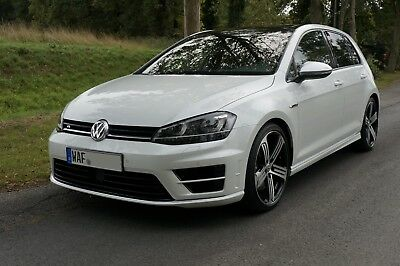 Volkswagen VW Golf 7 R  DSG 4 Motion ACC DCC Dynaudio Discover Pro 300 PS