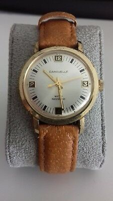 watch caravelle by bulova mens