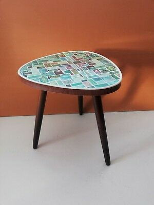 Hocker - 3-Bein - Vintage