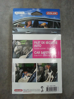Filet de sécurité auto Zolux 403100