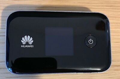 HUAWEI E5377Ts-32 (UNLOCKED) BLACK LTE 4G & 3G Mobile MIFI WIFI Wireless Modem